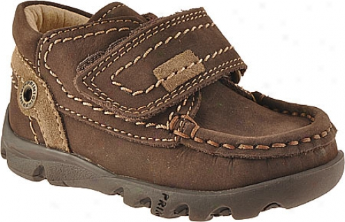 Primigi Clyd (infant Boys) - Brown Nubuck
