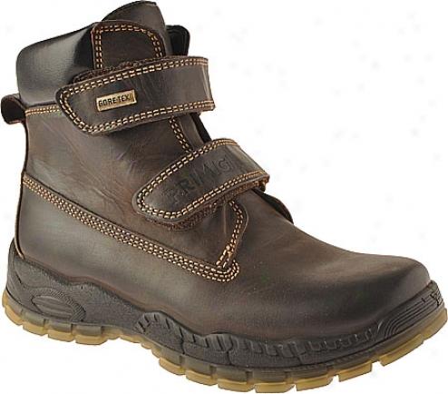 Primigi Scott-e (boys') - Brown Leather