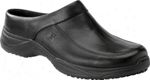 Pro-step Brandon (men's) - Black Leather