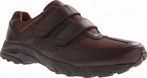 Propet Andre (men's) - Bronco Brown/brown Mesh