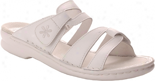 Propet Marina Walker (women's) - White Smooth