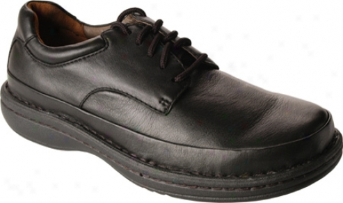 Propet Tolsdo Walker (msn's) - Nappa Black Leather