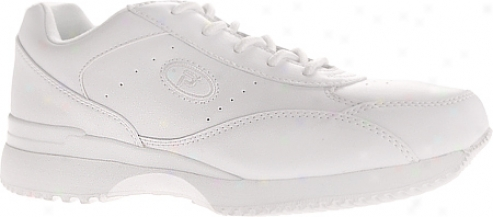 Propet Tour Walker Ii Tie (women's) - White