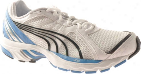 Puma Solitary abode; squalid Levaio (women's) - White/dark Shadow/azure Blue