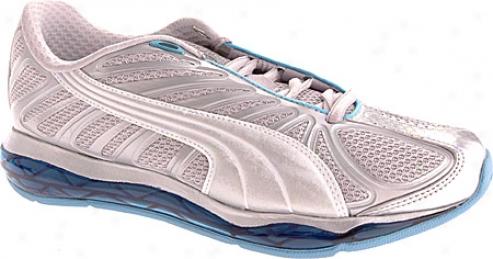 Puma Cell Voltra (women's) - Puma Silver/white/norse Blue