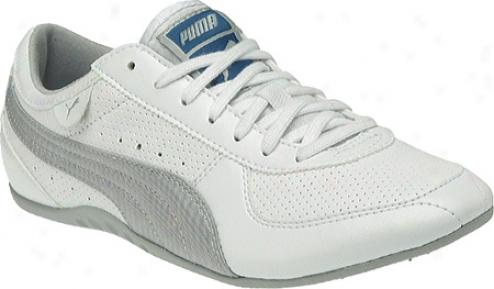 Puma Lanai Xt Metallic (women's) - White