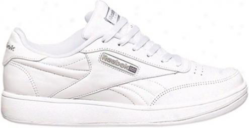 Reebok Classicc Ace (women's) - White/sheer Grey