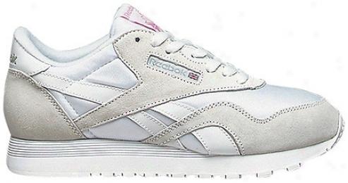 Reebok Classic Wht 6394 (women's) - White/light Grey