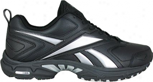 Reebok Evaluate Trainer (men's) - Black/silver