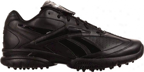 Reebok Field Magistrate Ii Low Pl (men's) - Black/black