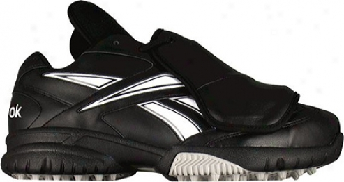 Reebok Field Magistrate Low Ii Pl (men's) - Black/white