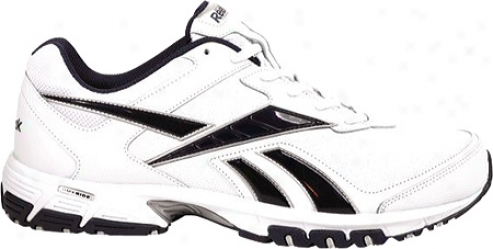 Reegok Neche Dmx Ride (men's) - White/navy/silver
