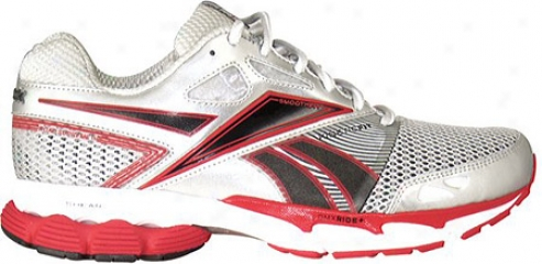 Reebok Premier Road Supreme 2 (men's) - Silver/excellent Red/white/black