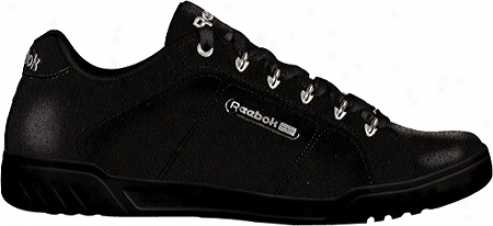 Reebok Riesta (men's) - Black/carbon