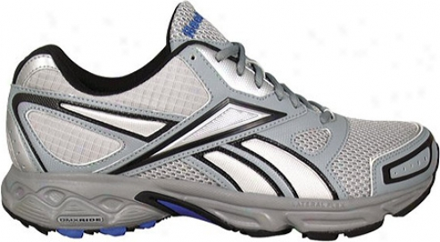 Reebok Trail Instant (mwn's) - Silver/flat Grey/buff Blue/black