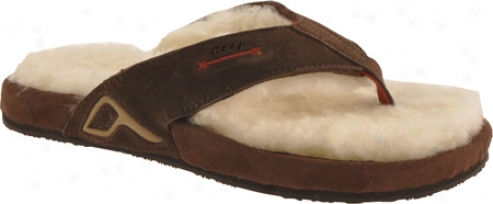 Reef Chewmaca (men's) - Brown