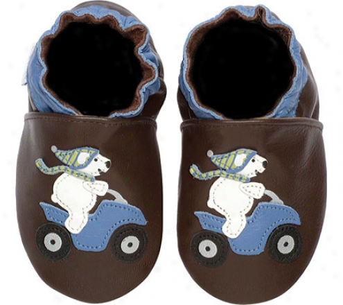 Robeez Atv Polar Bear (infant Boys') - Espresso