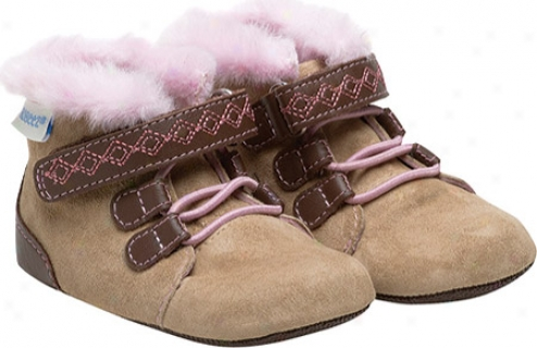 Robeez Lil Swiss Miss Bootie (infant Girls') - Hound Dawg/ballerina