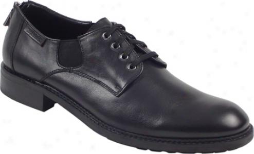 Rockadelic Chad (men's) - Black Leather