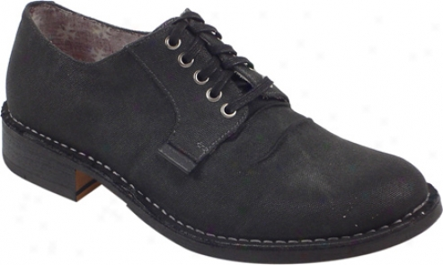 Rockadelic Johnny (men's) - Charcoal Oiled Canvas