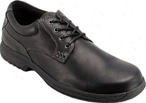 Rockport Bindu (men's) - Black Full Grain Leather