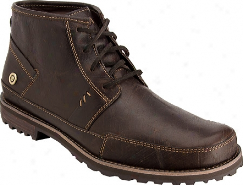 Rockport Break Trail Chukka (men's) - Pinecone Full Grain Leatner