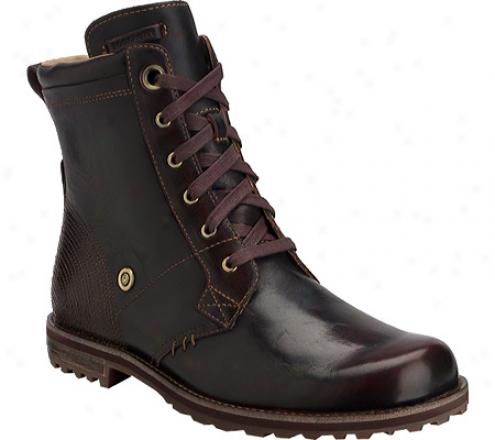 Rockport Break Trail Artless Toe (men's) - Ox Blood Full Grain Leather
