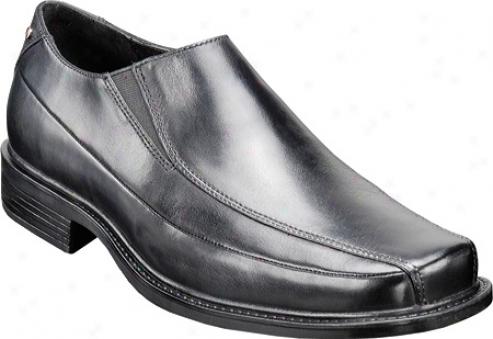 Rockport Frasha (men'd) - Black Full Grain Leather
