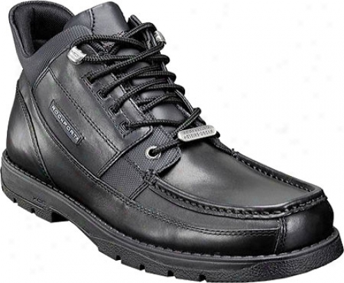 Rockport Marangue (men's) - Black Leather