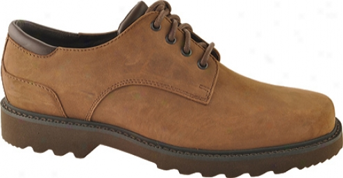 Rockport Northfield (men's) - Espresso Nubuck