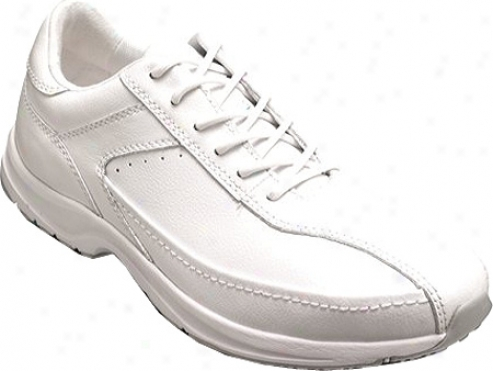 Rockport Veco Drive (men's) - White Leather