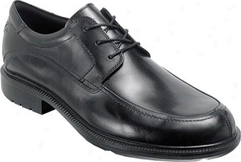 Rockport Wanigan (men's) - Black Exactly Grain Leather