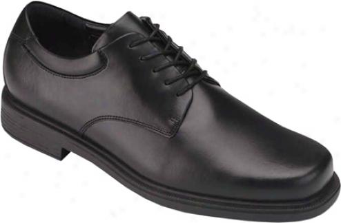 Rockport Works Durant Ii (men's) - Black Leather