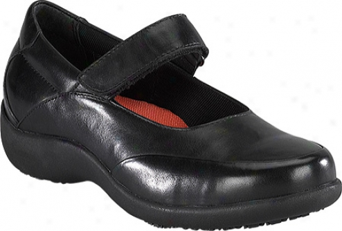 Rock;ort Works Rk608 (women's) - Black Leather
