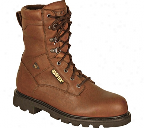 """""""Obdurate 8"""""""" Ranger 6224 (men's) - Brown Soggy Leather"""""""