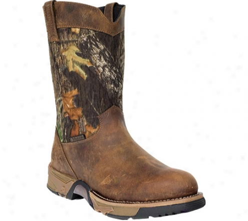 """rocky Aztec Wellington 10"""" Boot 2871 (men's) - Mossy Oak Break Up"""