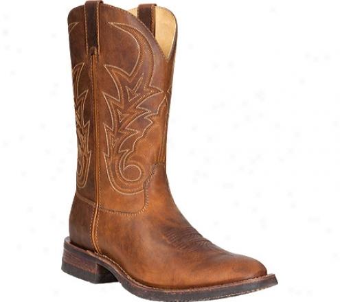 """rocky Handhewn U-tke/work Sole 12"""" Steel Toe 6983 (men's) - Saddle Brown"""