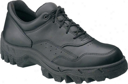 Rocky Tmc Athletic Oxford 5101 (women's) - Black Complete Grain Leather