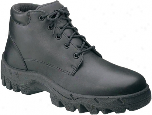 Rocky Tmc Mere Toe Chukka 5005 (men's) - Black Leather