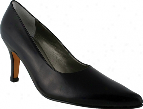 Ros Hommerson Ruby-black Leather (women's)