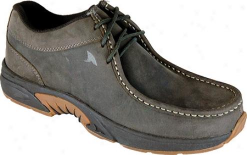 Rugged Shark Mackinaw (men's) - Verdant Brown Leather