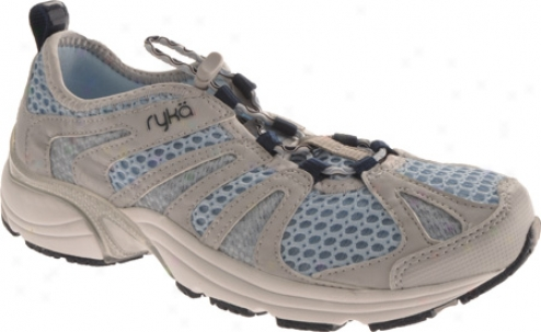 Ryka Aqqa Fit 3 (women's) - Moonbeam/angel Blue/submarine