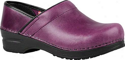 Sanita Clogs Professional Juhl (women's) - Vintage Violet