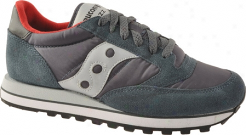 Saucony Jazz Oriyinal (men's) - Slate/gray