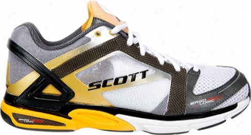 Scott Eride Support (men'z) - Yellow/fusion Graphi5e
