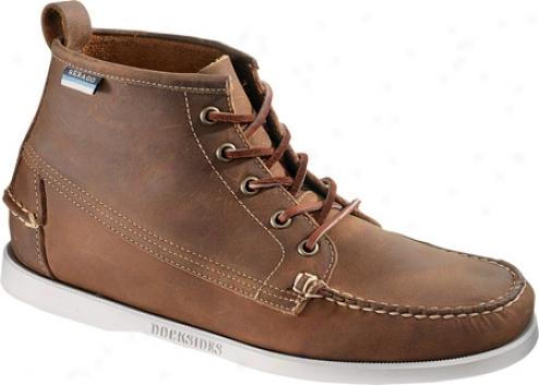 Sebago Beacon Boot (mens') - Brown Full Grain Leather