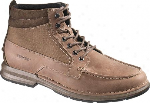Sebago Concord Mid (men's) - Putty
