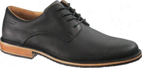Sebago Salem (men's) - Black Full Grain Leather