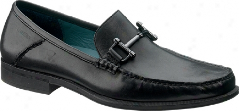 Sebago Sussex Link (men's) - Black Full Grain Leather