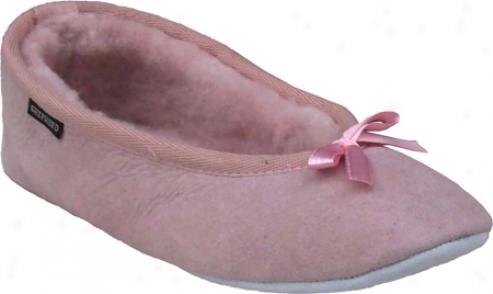 Shepherd 220 (women's) - Pink Suede
